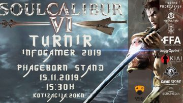 Crouch Guard – SoulCalibur VI tournament