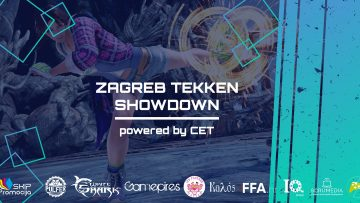 Zagreb Tekken Showdown #3