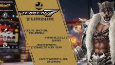 Geexus – Tekken 7 – Heel in the Back Tournament