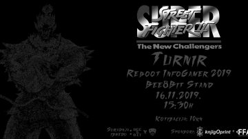 Street Fighter II – The New Challenger tournament
