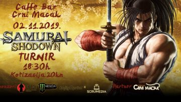Geexus – Crouch Guard: Samurai Shodown Tournament