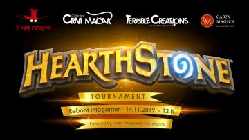 Geexus – Team Paragon – Hearthstone tournament