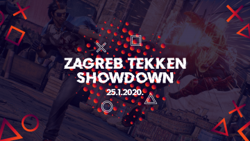 Geexus – Zagreb Tekken showdown #4