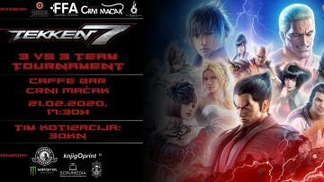 Tekken 7: Spirit of Battle Team Tournament – Geexus
