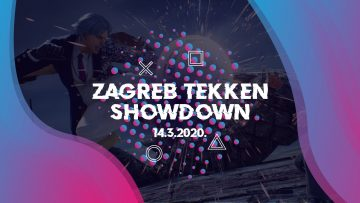 Zagreb Tekken Showdown #5 – Geexus