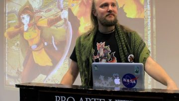 Mike Pohjola – LARP presenter – Geexus