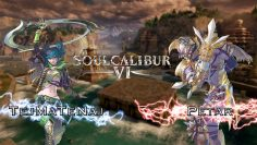 SoulCalibur match on Rikon – Geexus